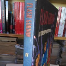 Cómics: * FLASH GORDON * TOMO IV * HEROES DEL COMIC * LA CAVERNA SUBTERRANEA * EDICIONES BURULAN 1972 *. Lote 205995002