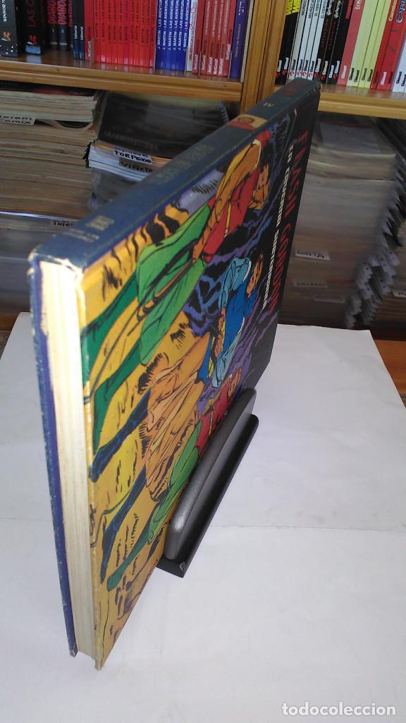 Cómics: * FLASH GORDON * TOMO IV * HEROES DEL COMIC * LA CAVERNA SUBTERRANEA * EDICIONES BURULAN 1972 * - Foto 3 - 205995002