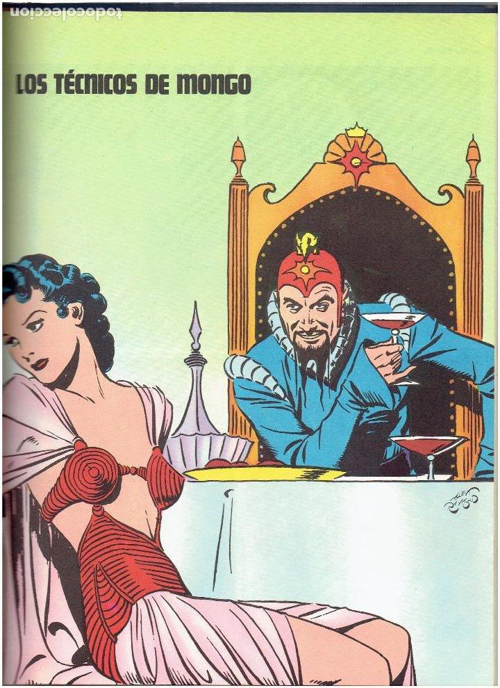 Cómics: * FLASH GORDON * TOMO IV * HEROES DEL COMIC * LA CAVERNA SUBTERRANEA * EDICIONES BURULAN 1972 * - Foto 6 - 205995002