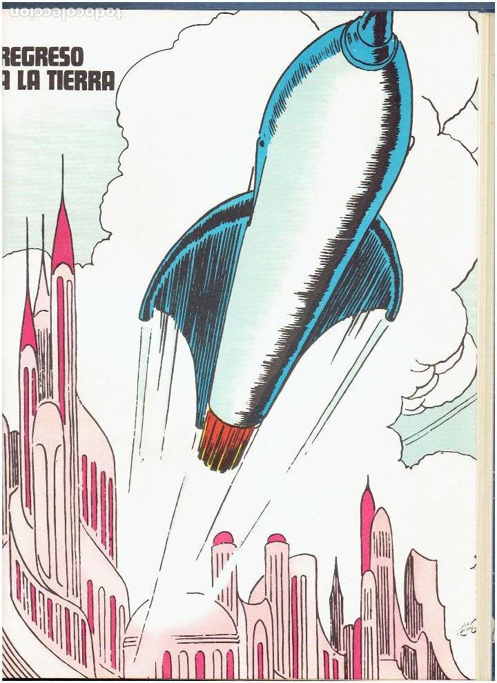 Cómics: * FLASH GORDON * TOMO IV * HEROES DEL COMIC * LA CAVERNA SUBTERRANEA * EDICIONES BURULAN 1972 * - Foto 7 - 205995002