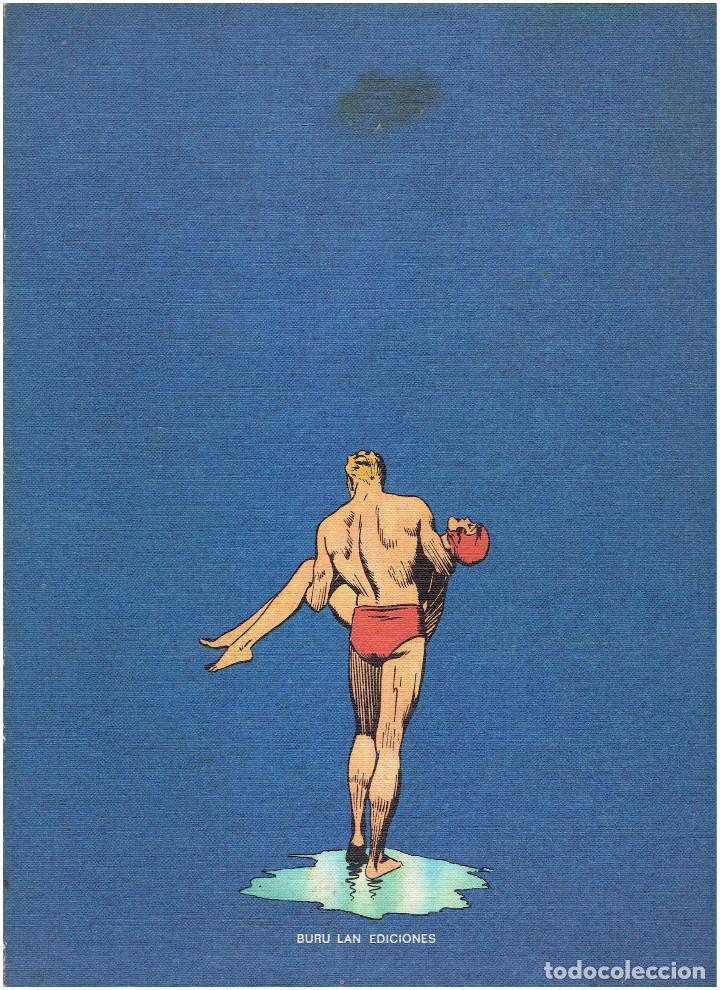 Cómics: * FLASH GORDON * TOMO IV * HEROES DEL COMIC * LA CAVERNA SUBTERRANEA * EDICIONES BURULAN 1972 * - Foto 8 - 205995002