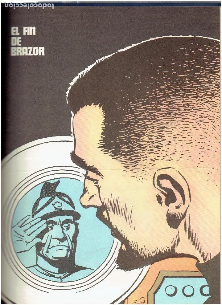 Cómics: * FLASH GORDON * TOMO VI * HEROES DEL COMIC * SURCANDO EL ESPACIO * EDICIONES BURULAN 1972 * - Foto 6 - 206116542
