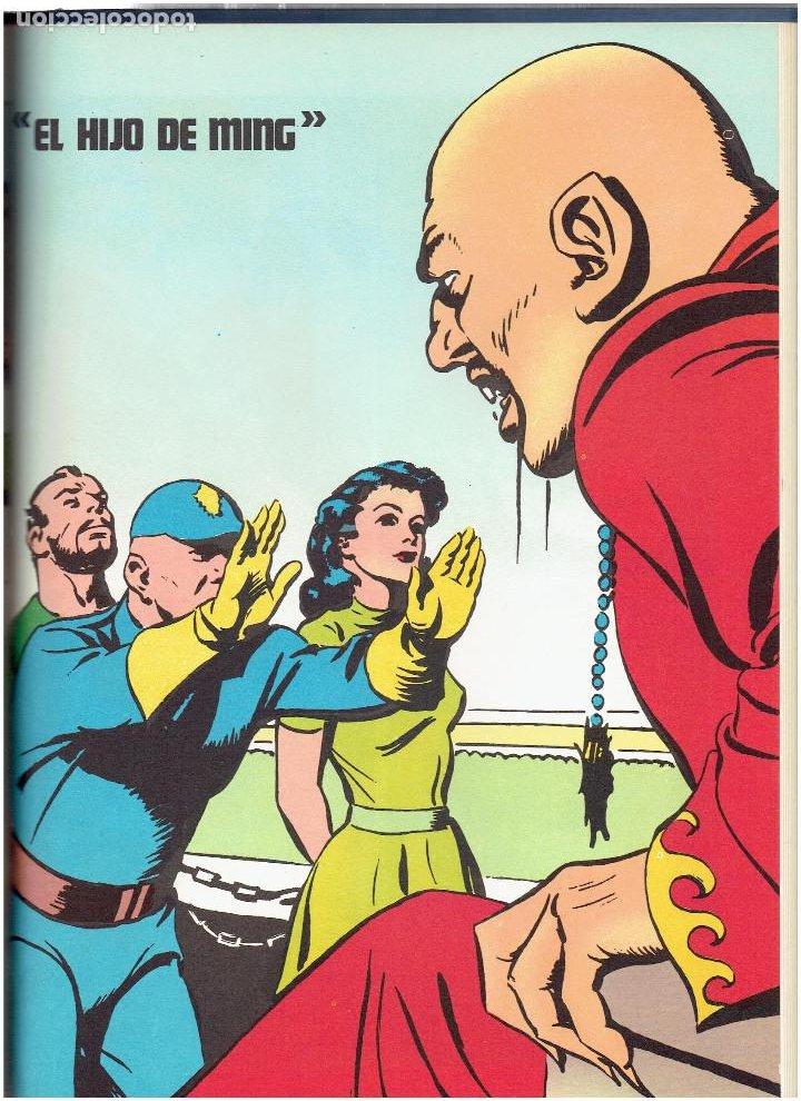 Cómics: * FLASH GORDON * TOMO VI * HEROES DEL COMIC * SURCANDO EL ESPACIO * EDICIONES BURULAN 1972 * - Foto 9 - 206116542