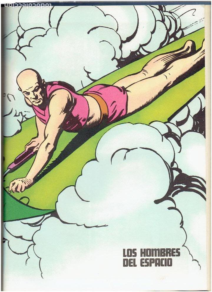 Cómics: * FLASH GORDON * TOMO VI * HEROES DEL COMIC * SURCANDO EL ESPACIO * EDICIONES BURULAN 1972 * - Foto 10 - 206116542