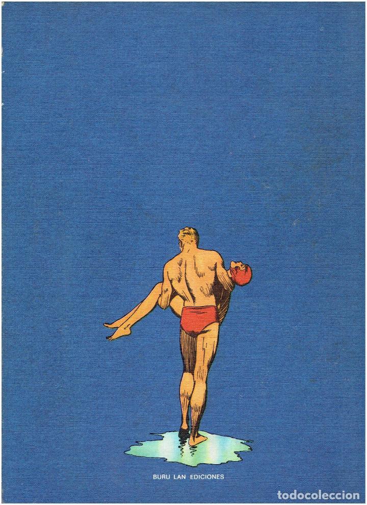 Cómics: * FLASH GORDON * TOMO VI * HEROES DEL COMIC * SURCANDO EL ESPACIO * EDICIONES BURULAN 1972 * - Foto 11 - 206116542