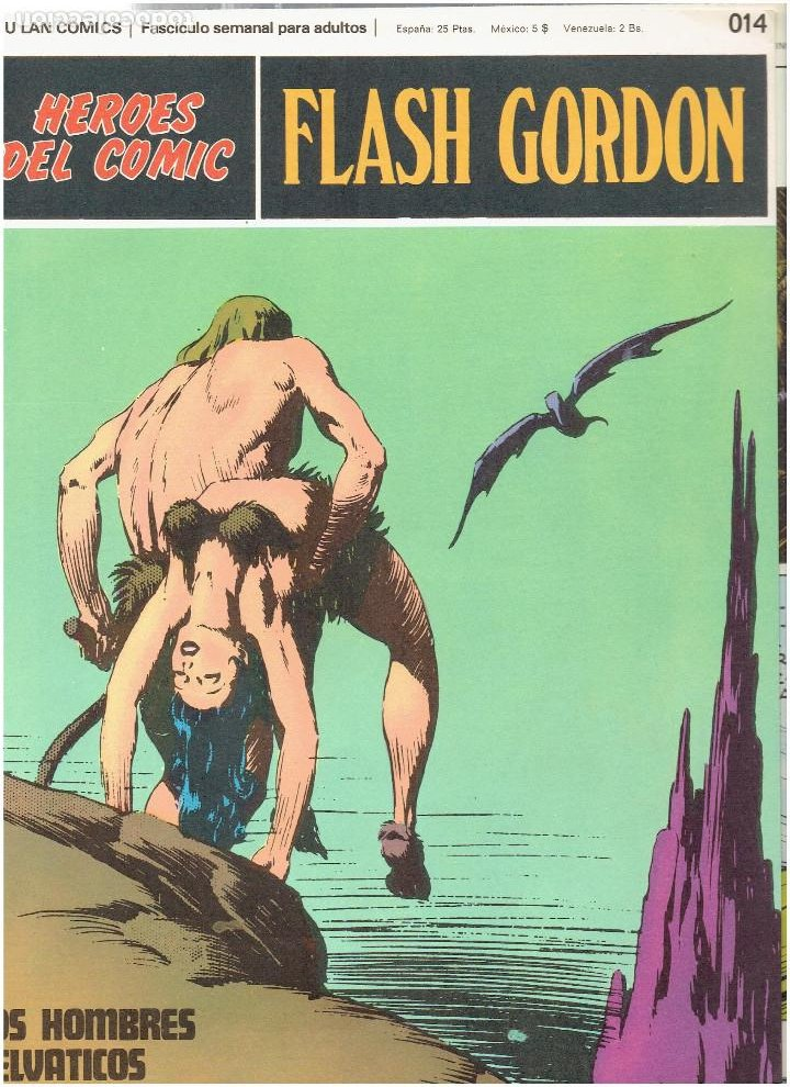Cómics: * FLASH GORDON * TOMO 3 * HEROES DEL COMIC * RETAPADO EDITORIAL 6 Nº * EDICIONES BURULAN 1972 * - Foto 6 - 206120877