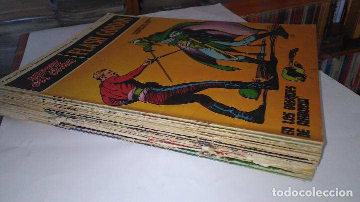 Cómics: * FLASH GORDON * HEROES DEL COMIC * EDICIONES BURULAN 1971 * LOTE FASCICULOS 12 Nº OFERTA * - Foto 2 - 206126503