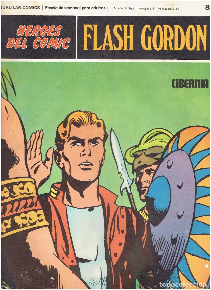 Cómics: * FLASH GORDON * HEROES DEL COMIC * EDICIONES BURULAN 1971 * LOTE FASCICULOS 12 Nº OFERTA * - Foto 17 - 206126503