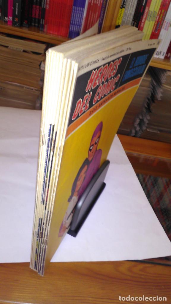 Cómics: * EL HOMBRE ENMASCARADO * HEROES DEL COMIC * EDICIONES BURULAN 1971 * LOTE FASCICULOS 9 Nº OFERTA * - Foto 3 - 206152493