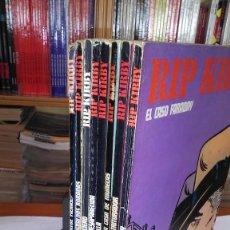 Cómics: * RIP KIRBY * HEROES DEL COMIC * EDICIONES BURULAN 1974 * EPISODIOS COMPLETOS LOTE 8 Nº OFERTA *. Lote 206164168