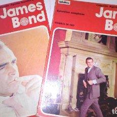 Cómics: * JAMES BOND * COLECCION AGENTES SECRETOS * EDICIONES BURULAN 1973 * EPISODIOS COMPLETOS LOTE 2 Nº *. Lote 206171428