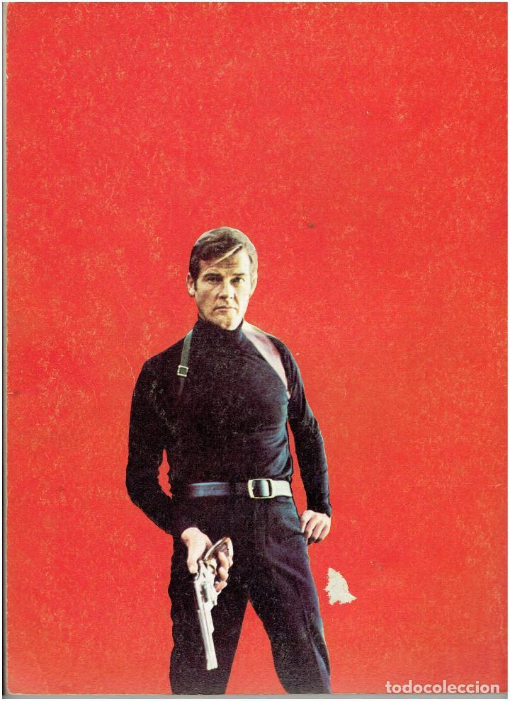 Cómics: * JAMES BOND * COLECCION AGENTES SECRETOS * EDICIONES BURULAN 1973 * EPISODIOS COMPLETOS LOTE 2 Nº * - Foto 4 - 206171428