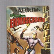 Cómics: EL HOMBRE ENMASCARADO ALBUM 4. Lote 206332913