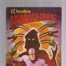Cómics: EL HOMBRE ENMASCARADO 31. Lote 206333961