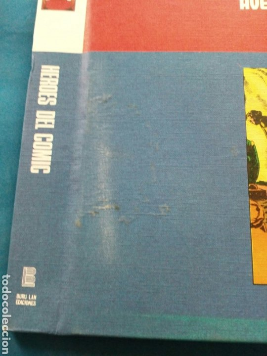 Cómics: Flash Gordon , Tapas para encuadernar ,n° 9 años 1960 - Foto 2 - 206567417