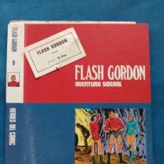 Cómics: FLASH GORDON , TAPAS PARA ENCUADERNAR ,N° 9 AÑOS 1960. Lote 206567417