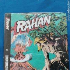 Cómics: RAHAN, TAPAS PARA ENCUADERNAR, AÑOS 1960 , EDICIONES BURULAN. Lote 206567875