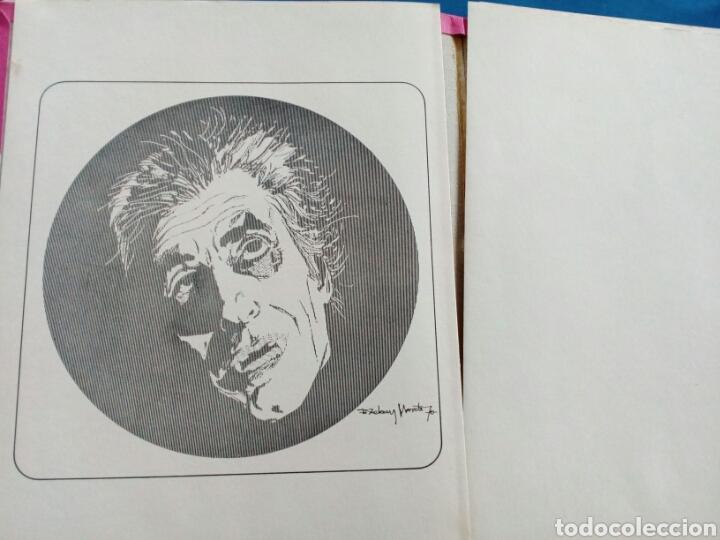 Cómics: Drácula , tapas para encuadernación , años 1970 , Ediciones Burulan - Foto 3 - 206568411