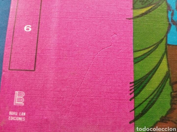 Cómics: Drácula , tapas para encuadernación , años 1970 , Ediciones Burulan - Foto 4 - 206568411