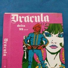 Cómics: DRÁCULA , TAPAS PARA ENCUADERNACIÓN , AÑOS 1970 , EDICIONES BURULAN. Lote 206568411