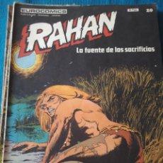 Cómics: COMIC RAHAN N 20 DE BRULAN EN BEN ESTADO. Lote 206777152