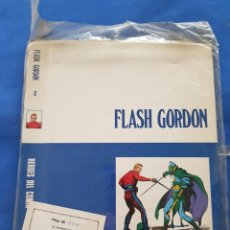Cómics: FLASH GORDON,TAPAS PARA LE ENCUADERNACIÓN ,VOLUMEN III, AÑOS.1960. Lote 207181076