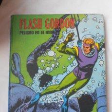 Cómics: FLASH GORDON TOMO X PELIGRO EN EL MAR. BURU LAN - TAPA DURA. Lote 207469827