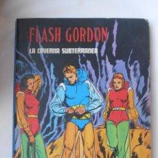 Cómics: FLASH GORDON TOMO IV - CAVERNA SUBTERRANEA. BURU LAN - TAPA DURA. Lote 207470226