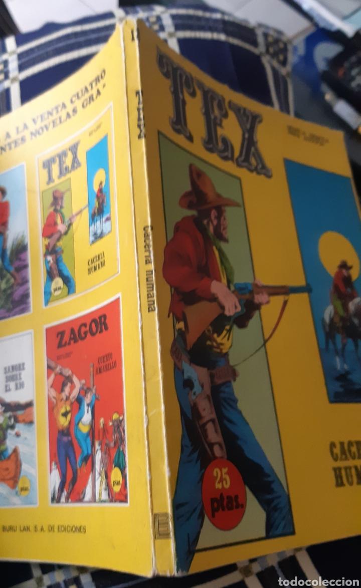 Cómics: TEBEOS COMICS GOYO - TEX 18 - BURU LAN - 1A. EDICIÓN - AA99 - Foto 2 - 207620676