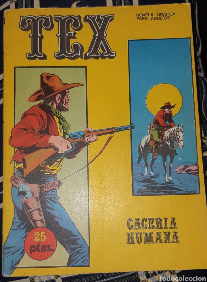 Cómics: TEBEOS COMICS GOYO - TEX 18 - BURU LAN - 1A. EDICIÓN - AA99 - Foto 4 - 207620676