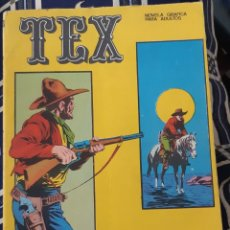 Cómics: TEBEOS-COMICS GOYO - TEX 18 - BURU LAN - 1A. EDICIÓN - AA99. Lote 207620676