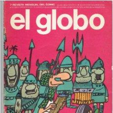 Cómics: * EL GLOBO * Nº 7 * BURULAN EDICIONES 1973 *. Lote 208298892