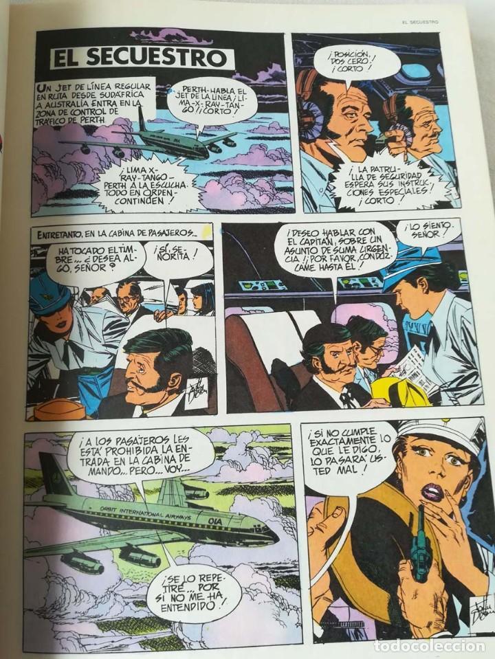 Cómics: HALCONES DE ACERO, TOMO 1, BURU LAN - Foto 3 - 208838973
