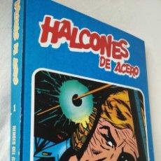 Cómics: HALCONES DE ACERO, TOMO 1, BURU LAN. Lote 208838973