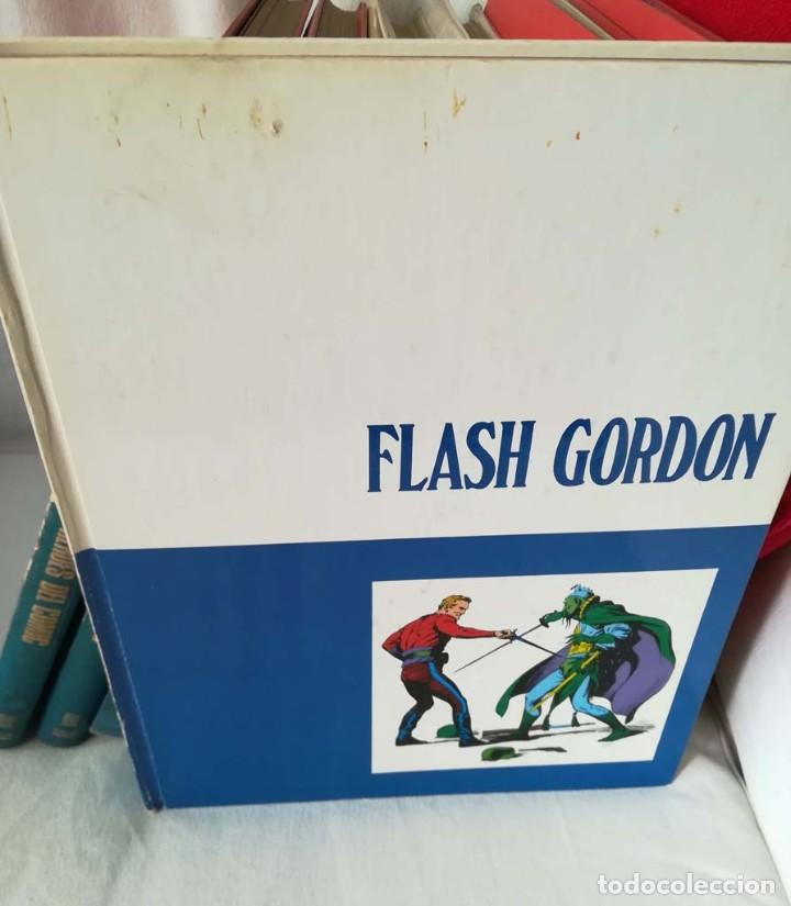 Cómics: FLASH GORDON, 7 TOMOS , BURU LAN - Foto 2 - 208859380