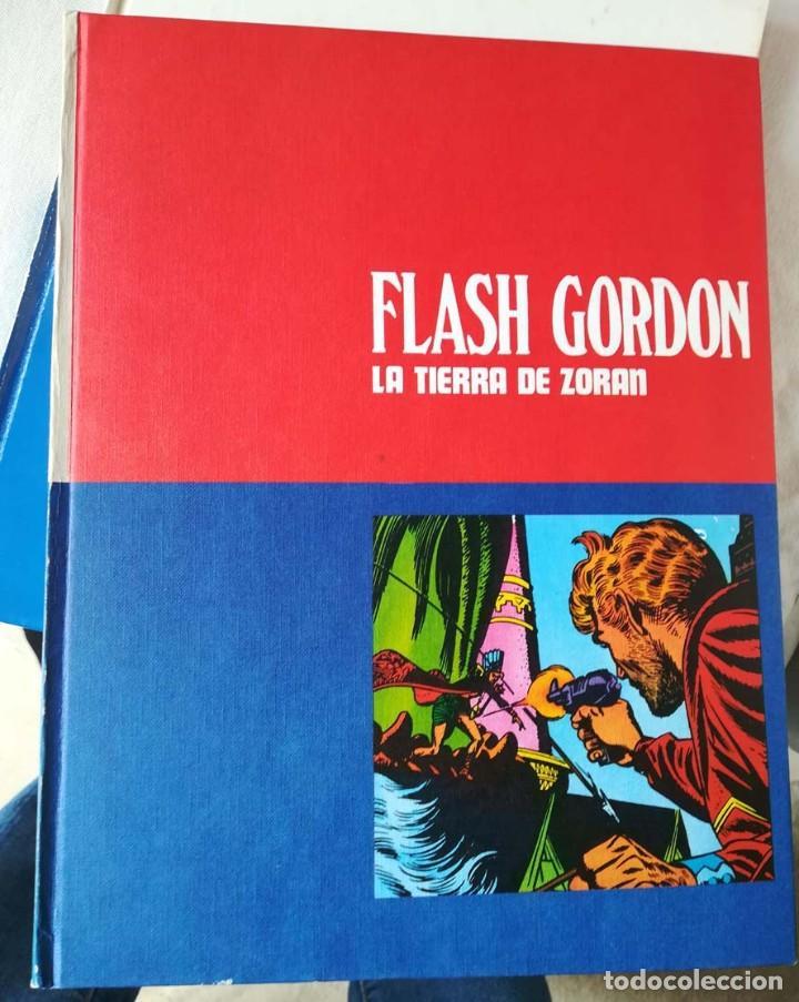 Cómics: FLASH GORDON, 7 TOMOS , BURU LAN - Foto 3 - 208859380
