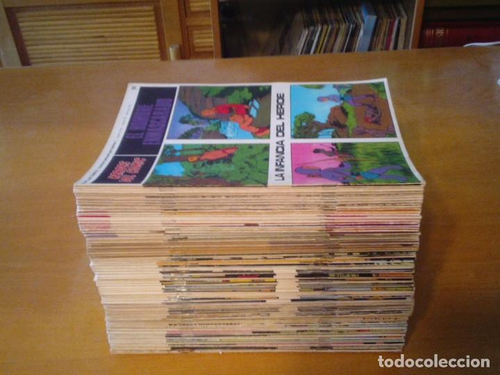 EL HOMBRE ENMASCARADO - BURU LAN - 96 FASCICULOS - MUY BUEN ESTADO - COMPLETA - GORBAUD (Tebeos y Comics - Buru-Lan - Hombre Enmascarado)