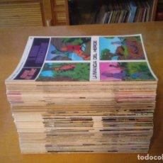 Cómics: EL HOMBRE ENMASCARADO - BURU LAN - 96 FASCICULOS - MUY BUEN ESTADO - COMPLETA - GORBAUD. Lote 209029080