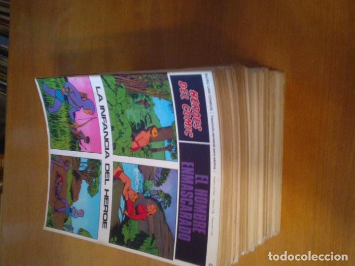 Cómics: EL HOMBRE ENMASCARADO - BURU LAN - 96 FASCICULOS - MUY BUEN ESTADO - COMPLETA - GORBAUD - Foto 4 - 209029080