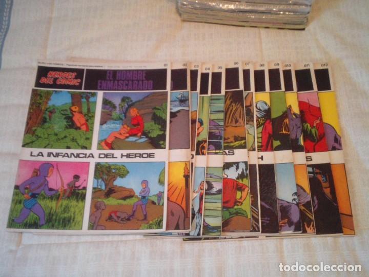 Cómics: EL HOMBRE ENMASCARADO - BURU LAN - 96 FASCICULOS - MUY BUEN ESTADO - COMPLETA - GORBAUD - Foto 11 - 209029080