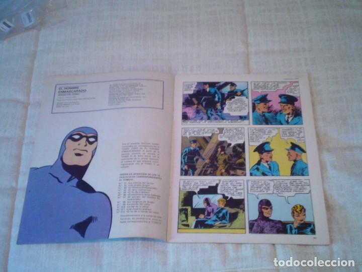 Cómics: EL HOMBRE ENMASCARADO - BURU LAN - 96 FASCICULOS - MUY BUEN ESTADO - COMPLETA - GORBAUD - Foto 13 - 209029080