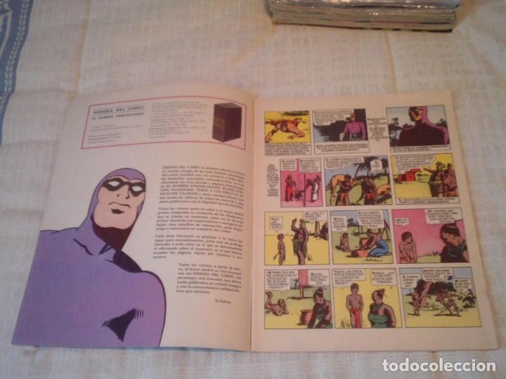 Cómics: EL HOMBRE ENMASCARADO - BURU LAN - 96 FASCICULOS - MUY BUEN ESTADO - COMPLETA - GORBAUD - Foto 17 - 209029080