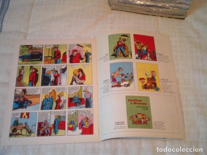 Cómics: EL HOMBRE ENMASCARADO - BURU LAN - 96 FASCICULOS - MUY BUEN ESTADO - COMPLETA - GORBAUD - Foto 26 - 209029080