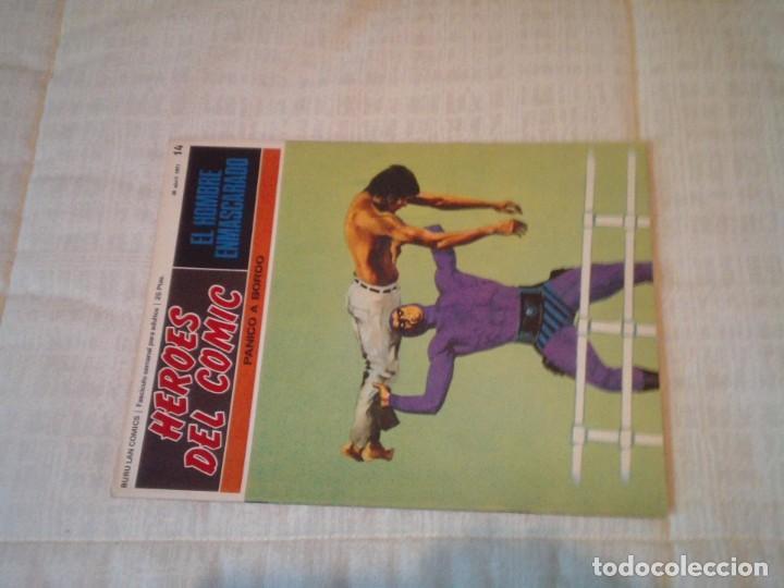 Cómics: EL HOMBRE ENMASCARADO - BURU LAN - 96 FASCICULOS - MUY BUEN ESTADO - COMPLETA - GORBAUD - Foto 28 - 209029080