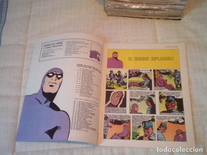 Cómics: EL HOMBRE ENMASCARADO - BURU LAN - 96 FASCICULOS - MUY BUEN ESTADO - COMPLETA - GORBAUD - Foto 38 - 209029080