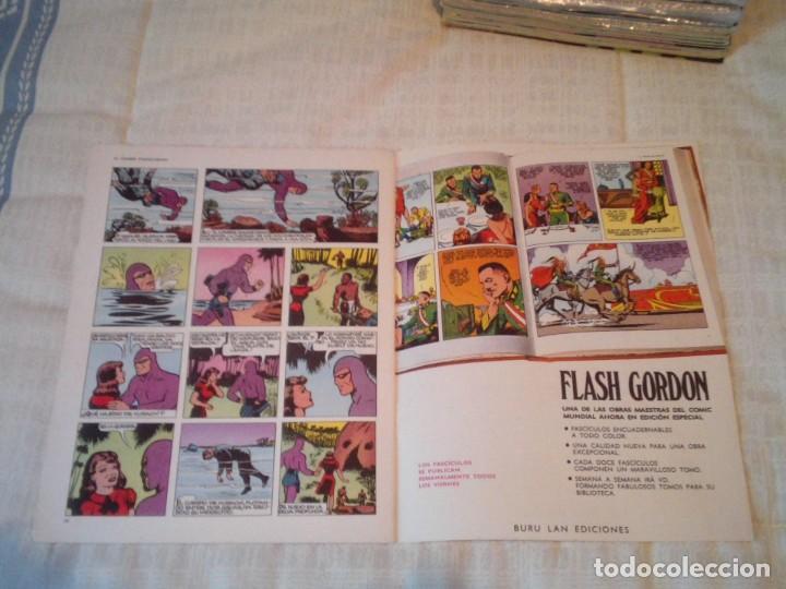 Cómics: EL HOMBRE ENMASCARADO - BURU LAN - 96 FASCICULOS - MUY BUEN ESTADO - COMPLETA - GORBAUD - Foto 39 - 209029080