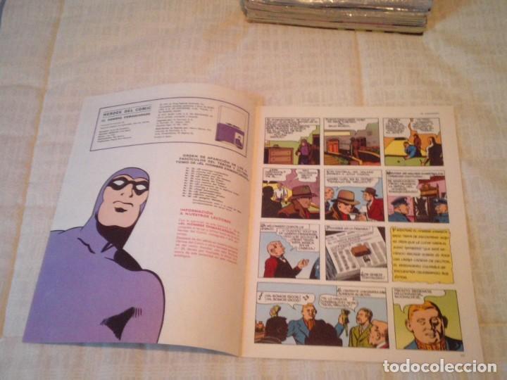 Cómics: EL HOMBRE ENMASCARADO - BURU LAN - 96 FASCICULOS - MUY BUEN ESTADO - COMPLETA - GORBAUD - Foto 45 - 209029080