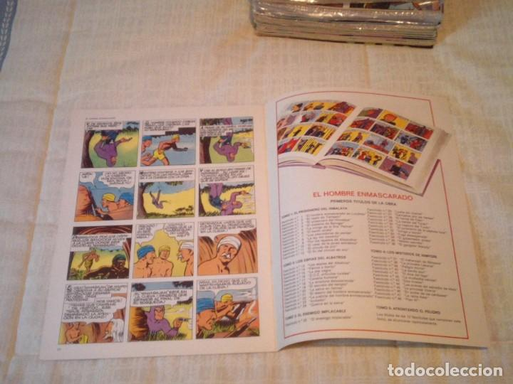 Cómics: EL HOMBRE ENMASCARADO - BURU LAN - 96 FASCICULOS - MUY BUEN ESTADO - COMPLETA - GORBAUD - Foto 50 - 209029080