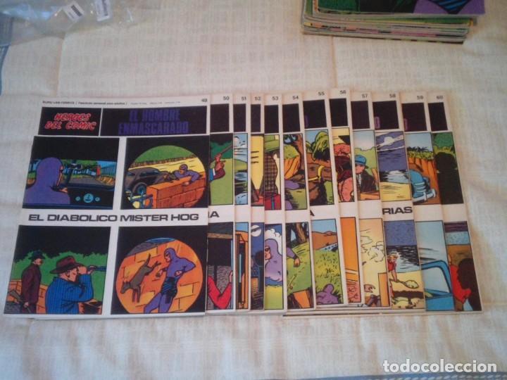 Cómics: EL HOMBRE ENMASCARADO - BURU LAN - 96 FASCICULOS - MUY BUEN ESTADO - COMPLETA - GORBAUD - Foto 61 - 209029080
