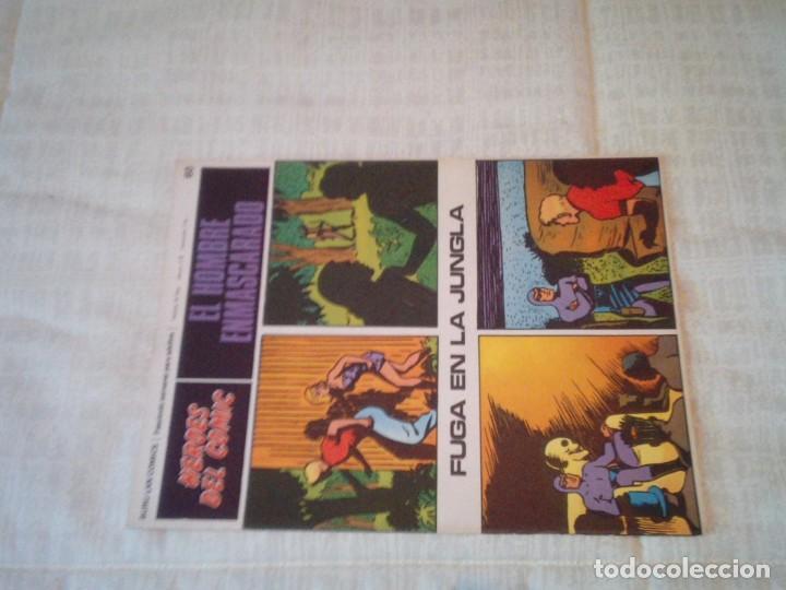 Cómics: EL HOMBRE ENMASCARADO - BURU LAN - 96 FASCICULOS - MUY BUEN ESTADO - COMPLETA - GORBAUD - Foto 62 - 209029080